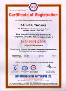 Sai-Healthcare-ISO-9001-2008